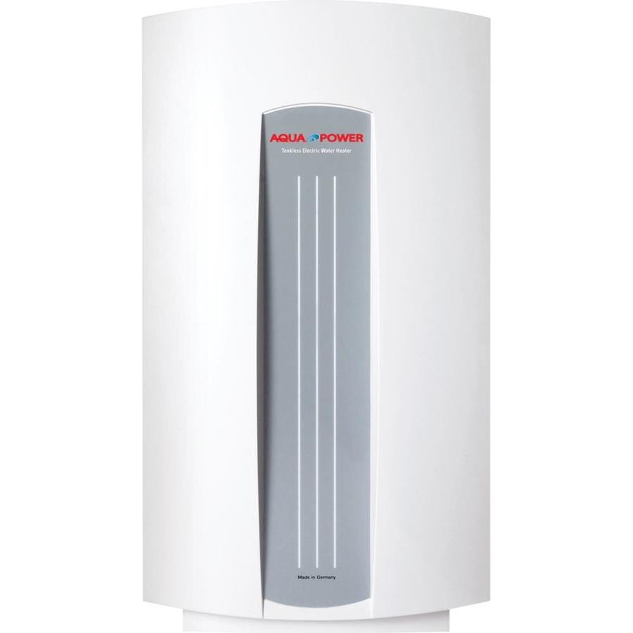 AquaPower AQC 10-2 240-Volt 9.6-kW 1-Year Limited Indoor Point of Use Tankless Electric Water Heater