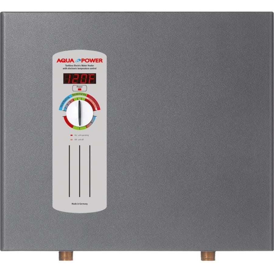 AquaPower DHE Pro 20 240-Volt 19.2-kW 1-Year Limited Indoor Tankless Electric Water Heater