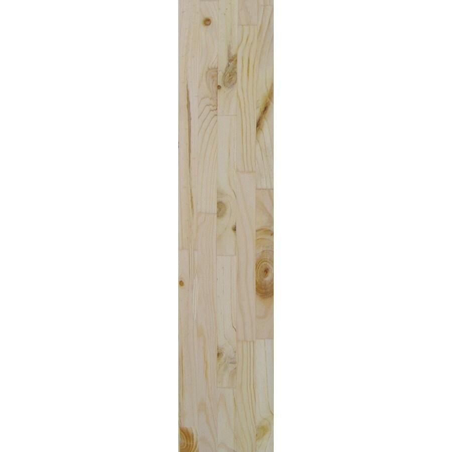 1-in x 16-in x 72-in Paint Kiln-Dried Kiln-Dried Elliotis Pine Panel