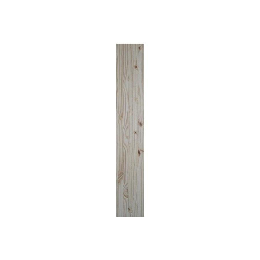 1-in x 16-in x 96-in Stain Kiln-Dried Kiln-Dried Elliotis Pine Panel