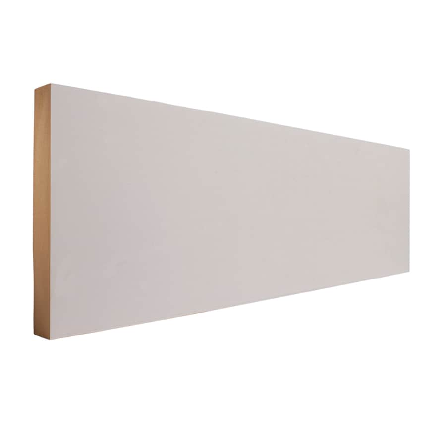 EverTrue 5.5-in x 8-ft Interior MF Baseboard