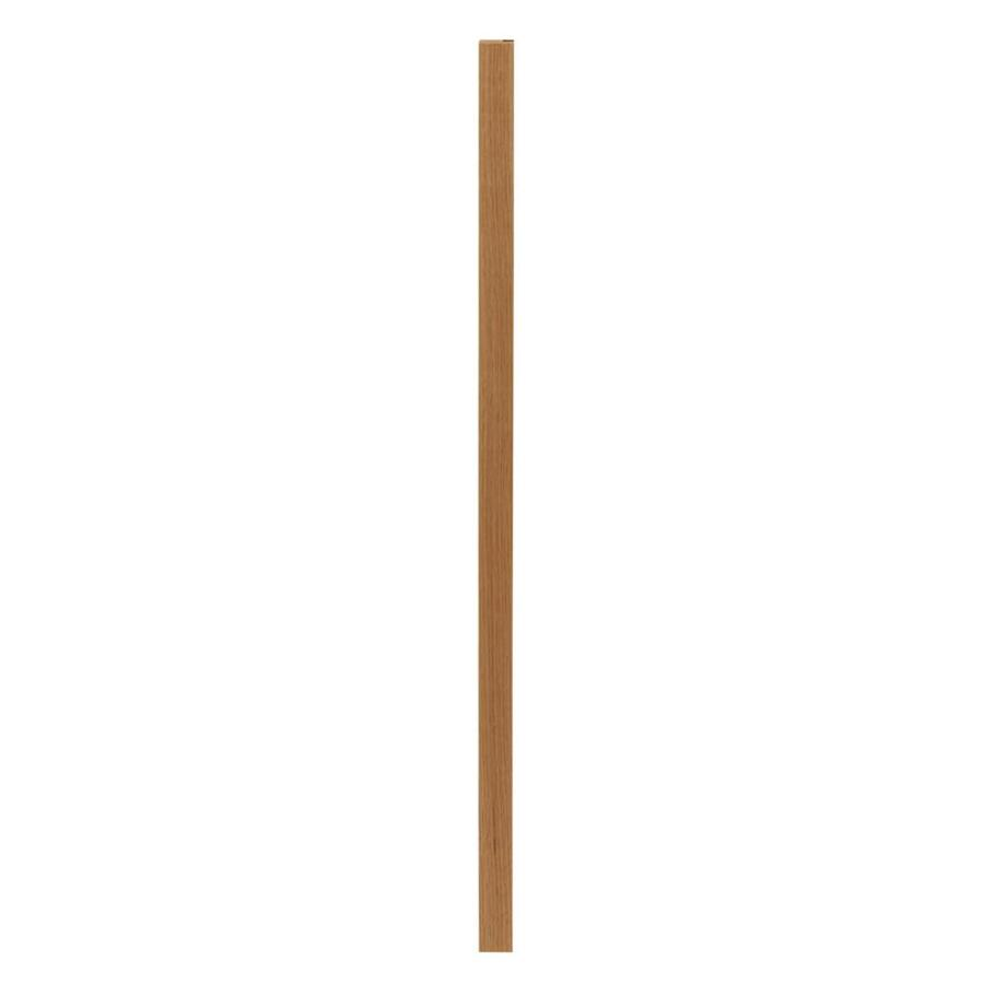Creative Stair Parts Craftsman 34-in Raw Wood Plain Stair Baluster