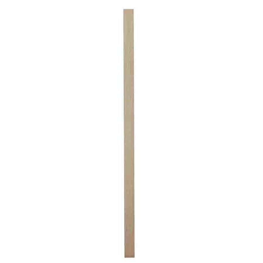 Creative Stair Parts Craftsman 42-in Raw Wood Plain Stair Baluster