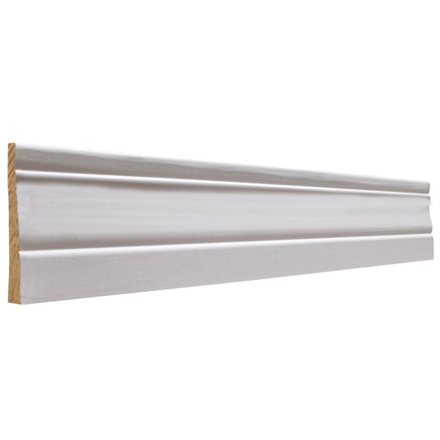 EverTrue 3.25-in x 12-ft Interior Pine Primed PFJ Window and Door Casing
