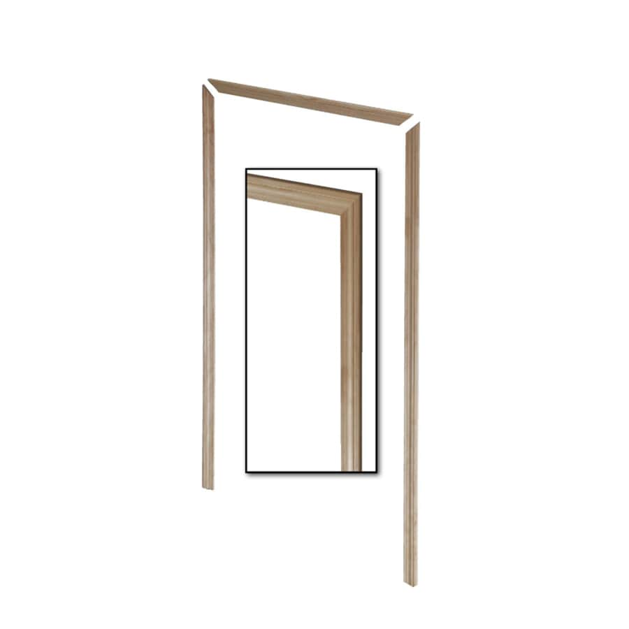 EverTrue 3-Pack 2.5-in x 6.98-ft Interior Pine Unfinished Window and Door Casing