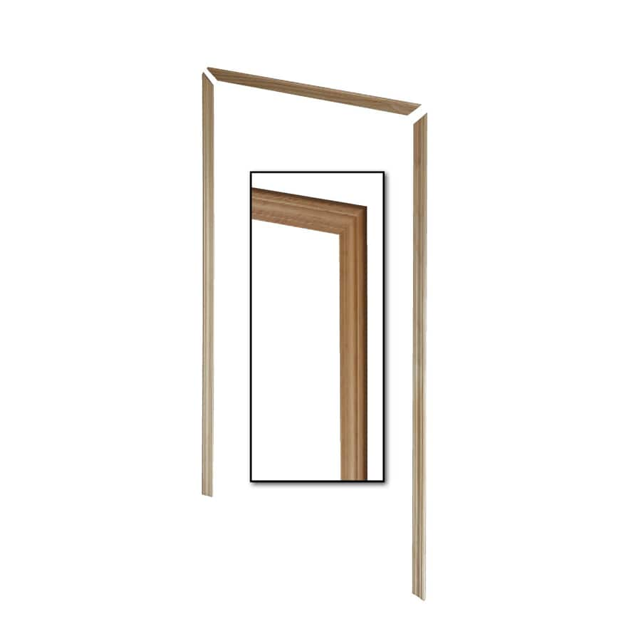 3-Pack 2.25-in x 6.96-ft Interior Pine Unfinished Window and Door Casing