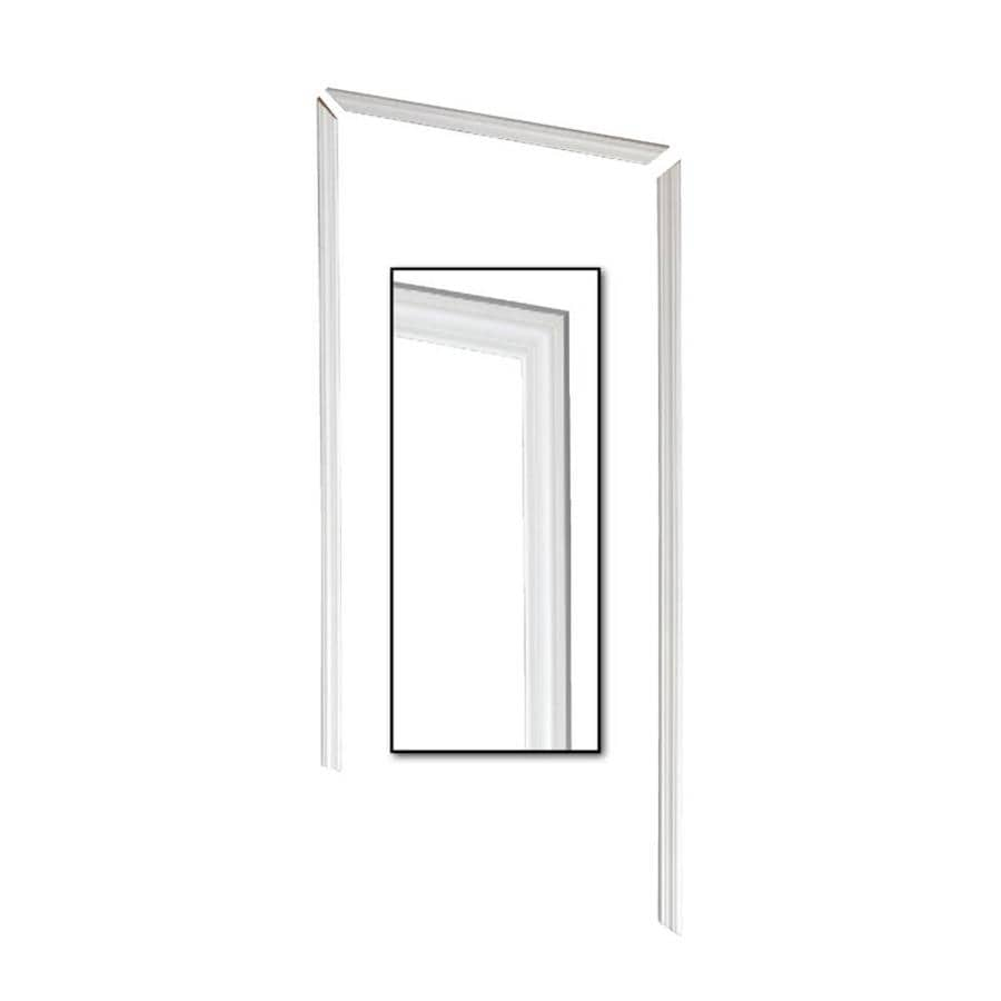 EverTrue 3-Pack 2.5-in x 6.98-ft Interior Pine Primed PFJ Window and Door Casing