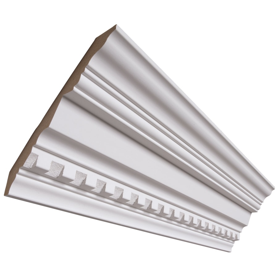 National Trust for Historic Preservation 6-in x 8-ft Mdf Crown Moulding