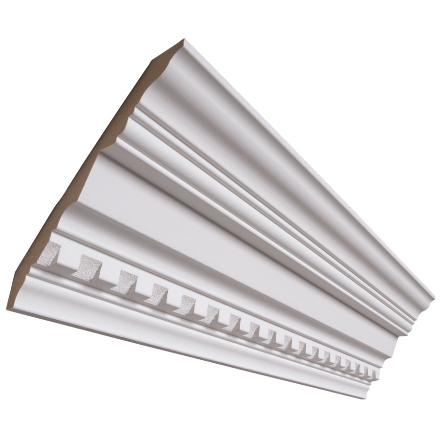 National Trust for Historic Preservation 6-in x 12-ft Mdf Crown Moulding