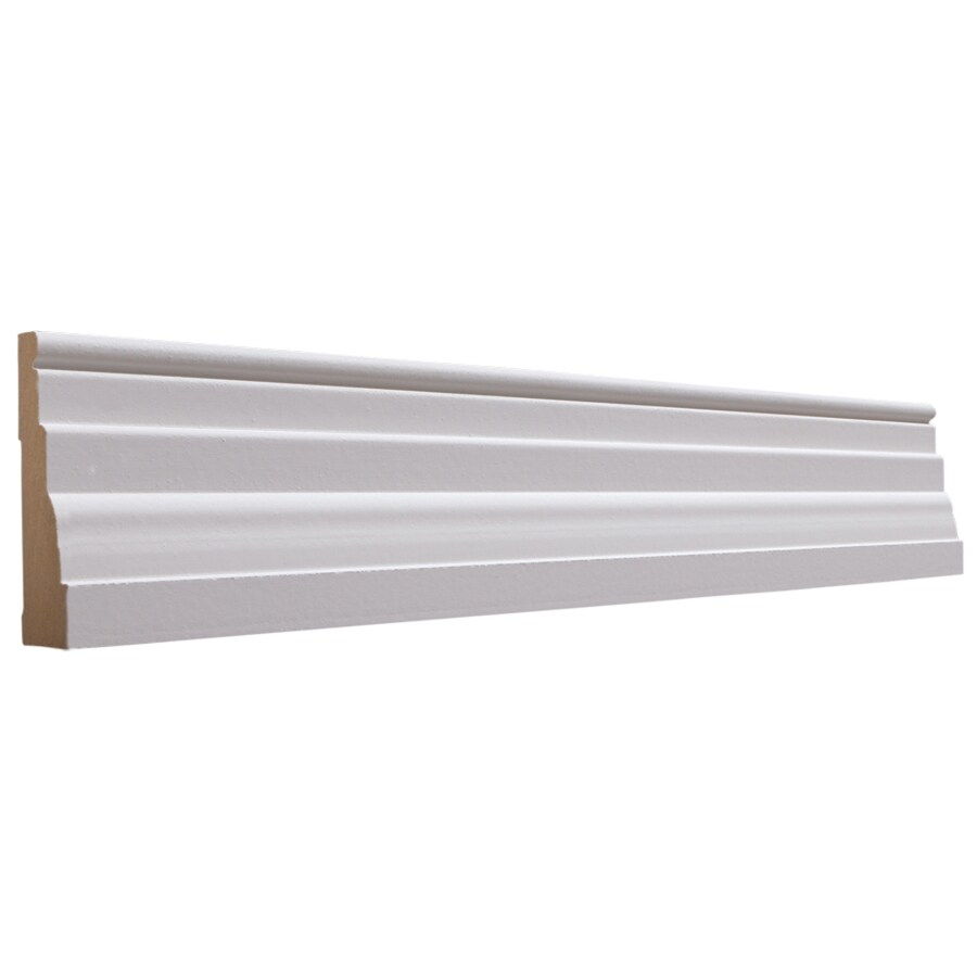 National Trust for Historic Preservation 3-in x 8-ft Interior Primed MDF Window and Door Casing