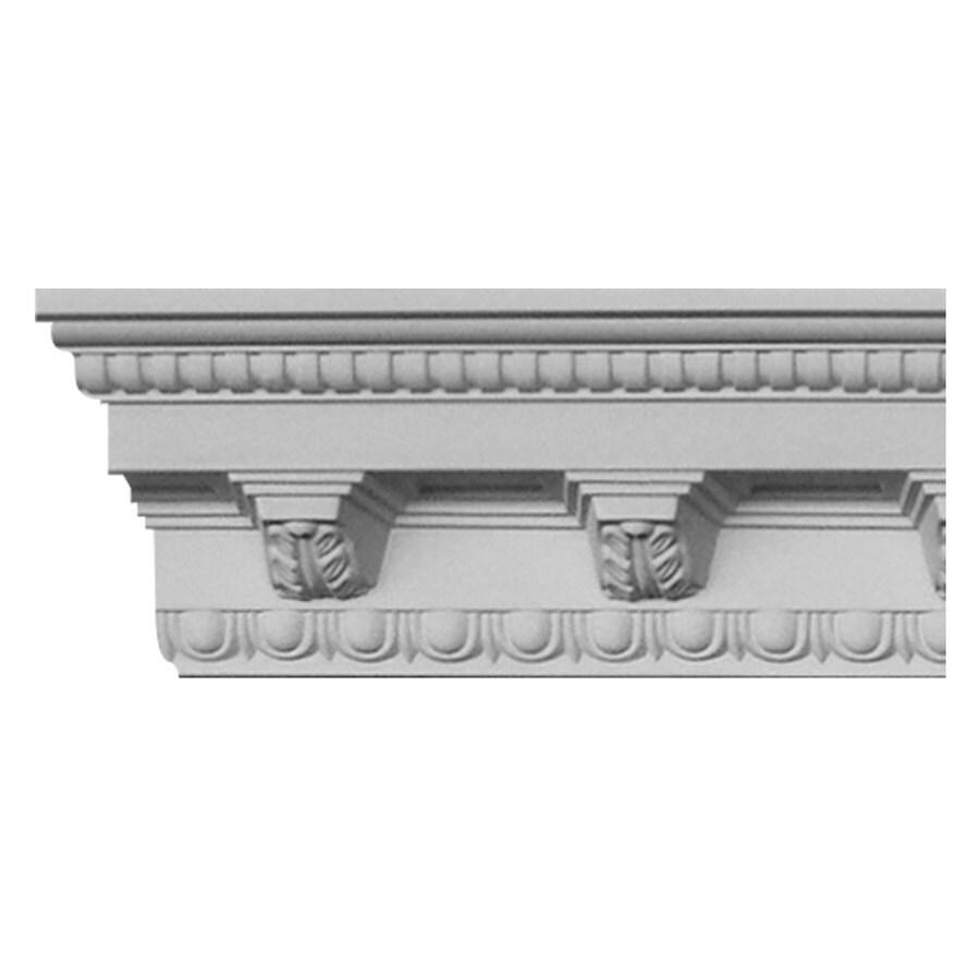 EverTrue 5.3125-in x 8-ft Polystyrene Crown Moulding