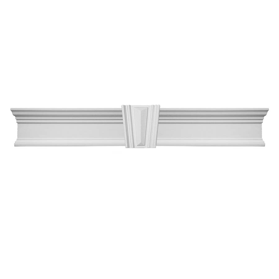 EverTrue 5-ft Paint Grade Plastic Crosshead Accent