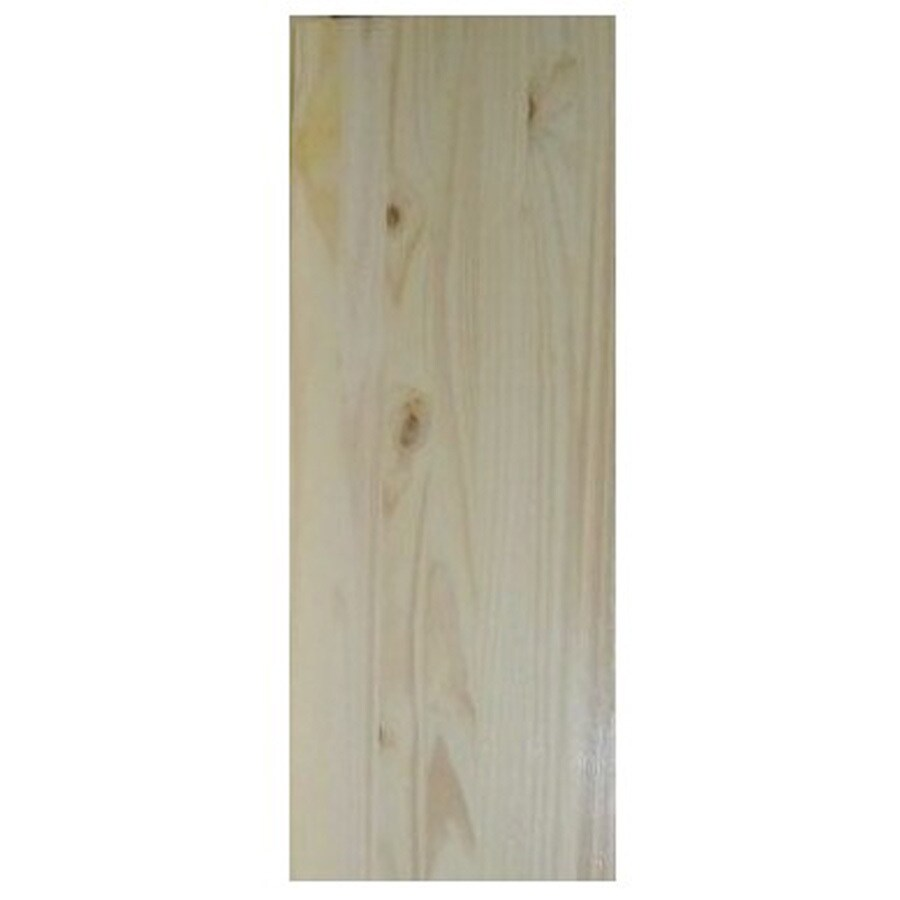 Spruce/Pine-Fir Board (Common: 3/4-in x 24-in x 4-ft; Actual: 0.75-in x 24-in x 4-ft)
