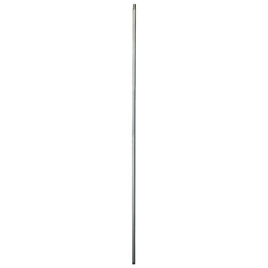 Creative Stair Parts 44-in Matte Nickel Wrought Iron Plain Stair Baluster