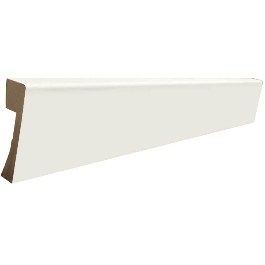 RapidFit 3.375-in x 8-ft Interior Painted Composite Window and Door Casing