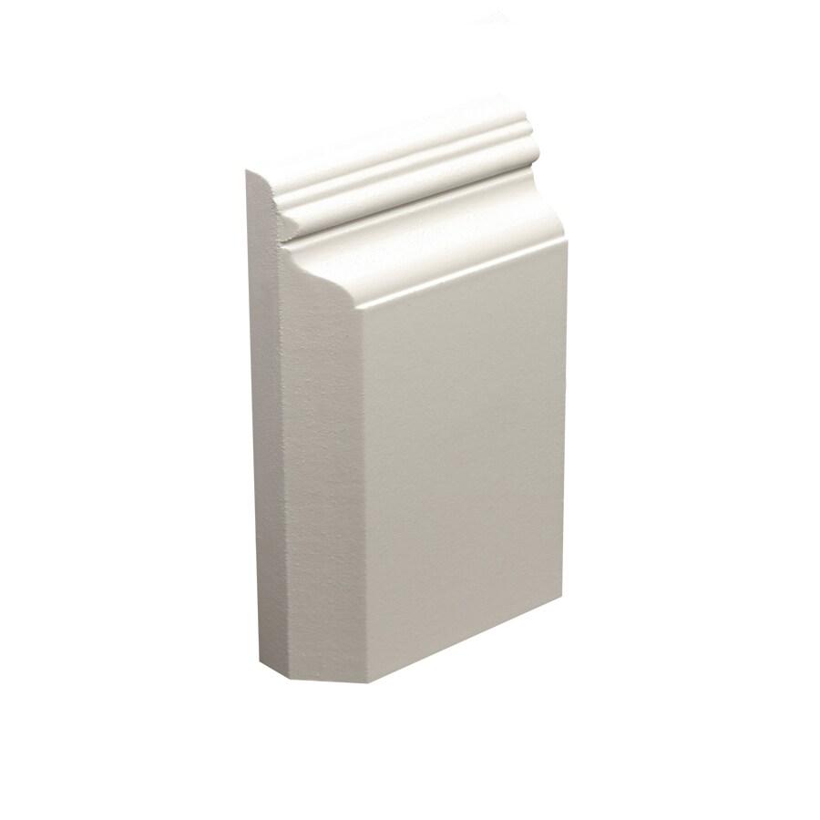 RapidFit 2.75-in x 5.25-in Interior MDF Inside Corner Baseboard Moulding Block