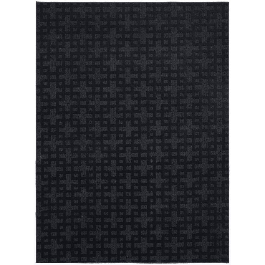 Garland Rectangular Indoor Tufted Area Rug (Common: 4 x 6; Actual: 48-in W x 72-in L)