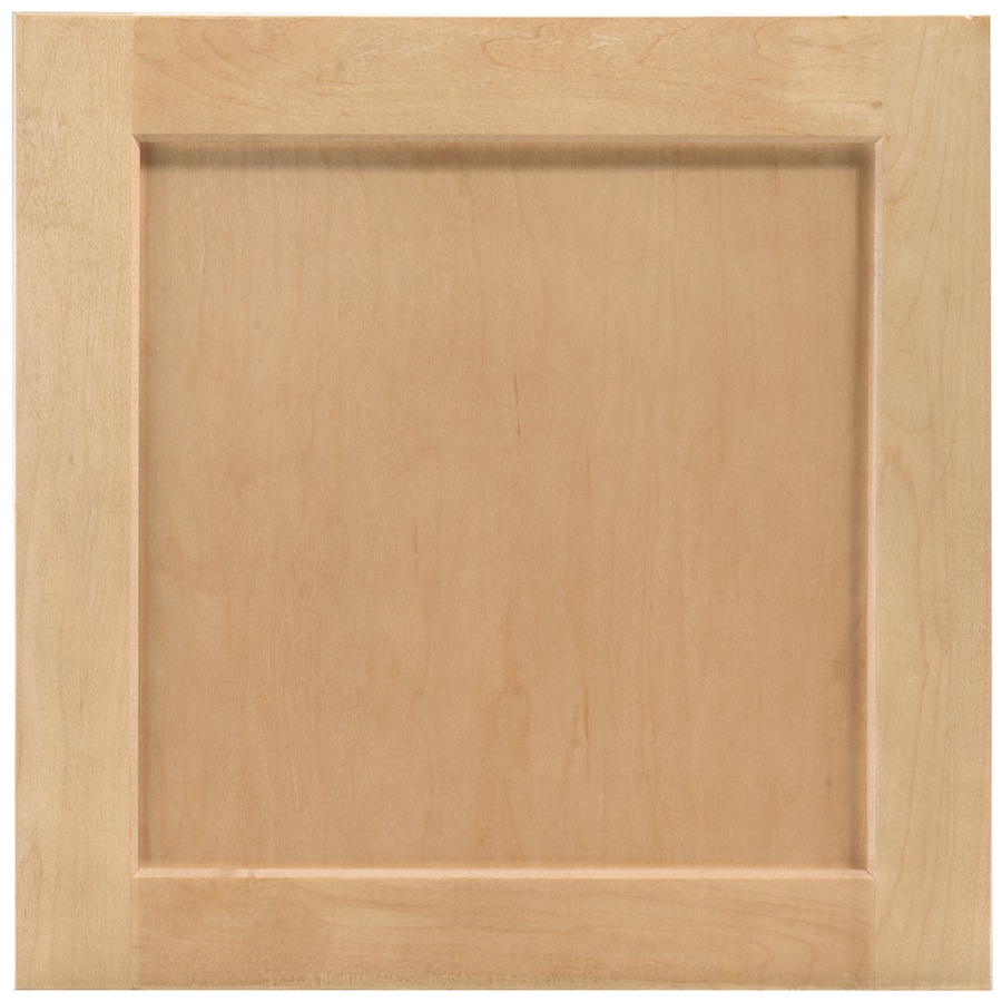 Breckenridge 14 5 in x 14 5625 in Wheat Maple Square Cabinet Sample