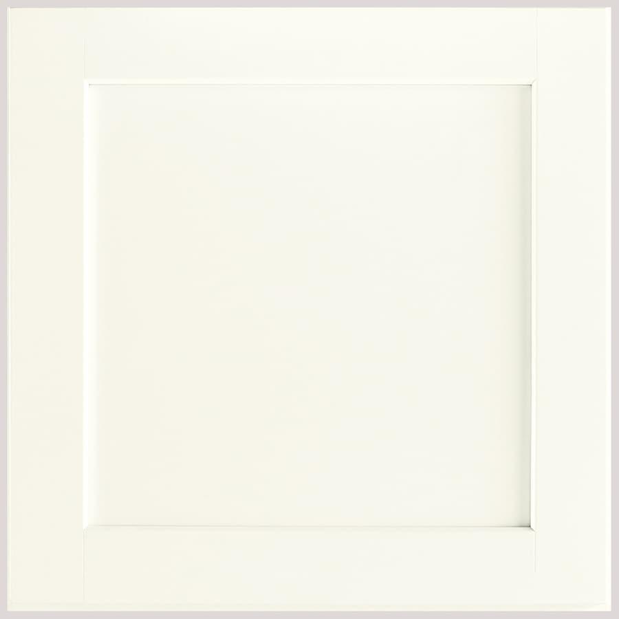 Shenandoah Breckenridge 14.5-in x 14.5625-in Linen Square Cabinet Sample