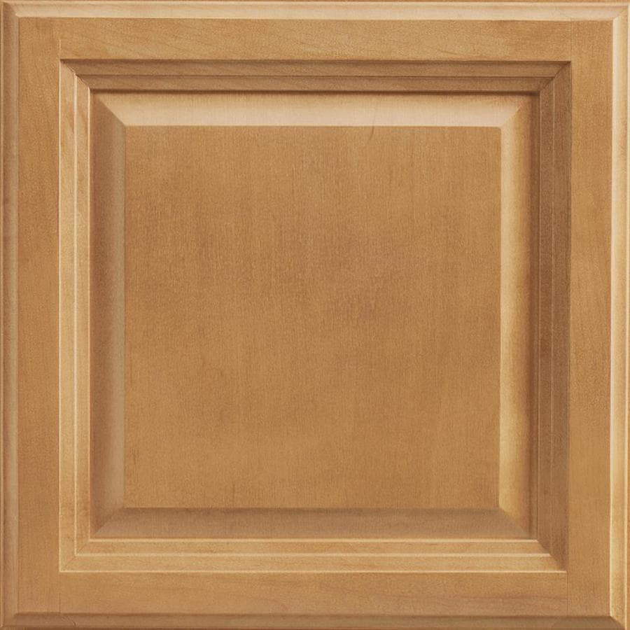 Shenandoah bluemont 14 5 in x 14 5625 in spice maple square cabinet
