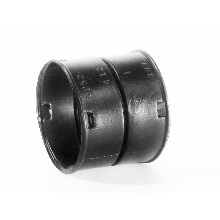ADS 4-in Dia Corrugated Snap Coupler Fitting