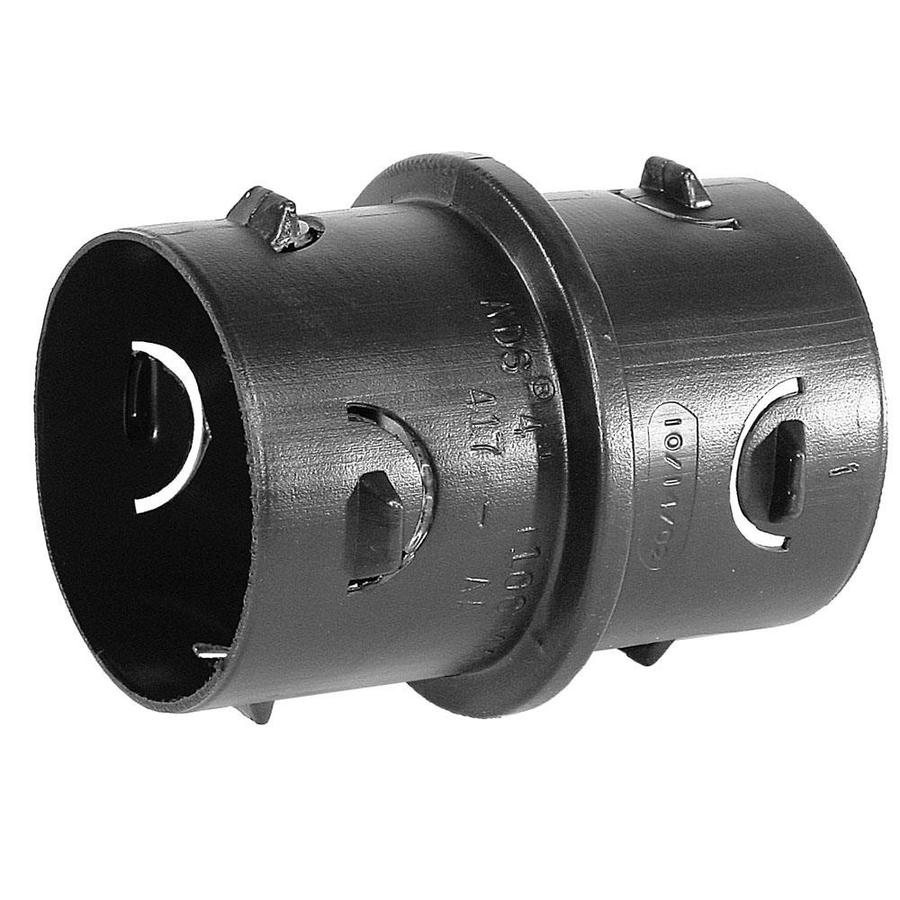 Hancor 8-in dia Corrugated Inside Coupling Fittings