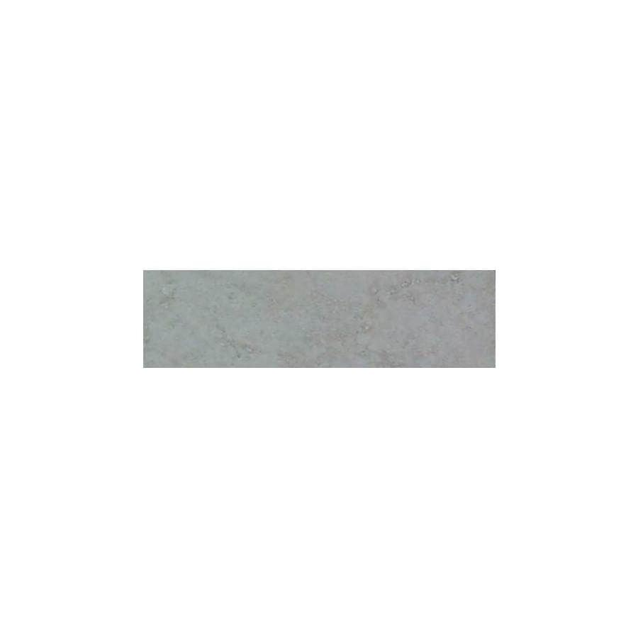Surface Source 3-in x 12-in Ravello Beige Glazed Porcelain Bullnose Tile
