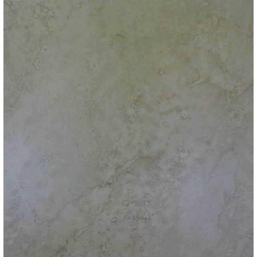 Surface Source 18-in x 18-in Ravello Beige Glazed Porcelain Floor Tile (Actuals 18-in x 18-in)