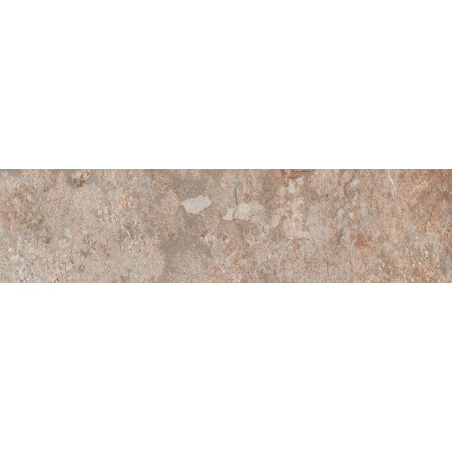 FLOORS 2000 Afrika Cairo Porcelain Bullnose Tile (Common: 3-in x 12-in; Actual: 3-in x 11.81-in)