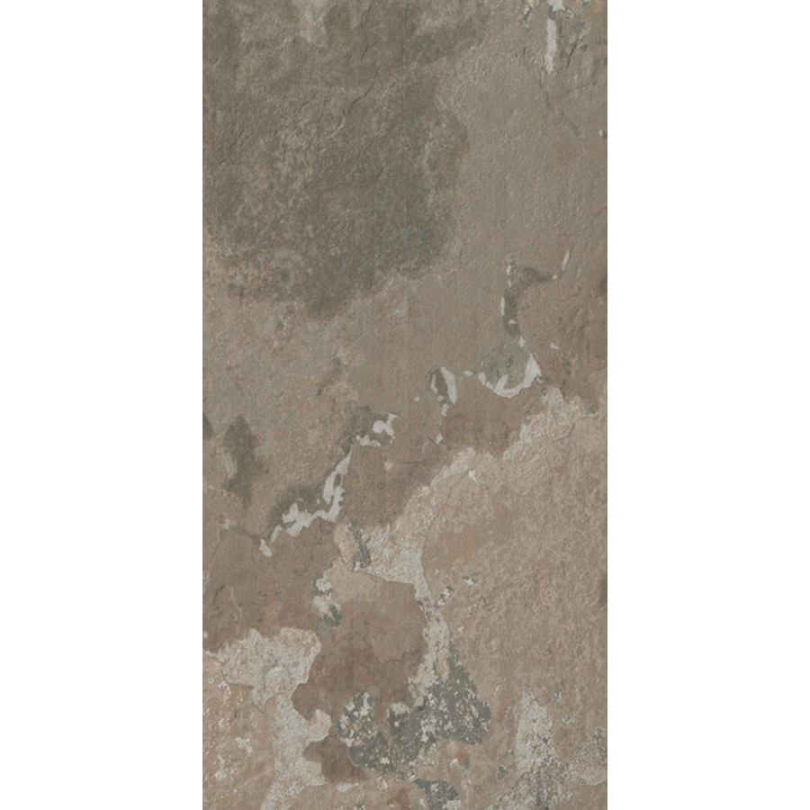 FLOORS 2000 Afrika 6-Pack Nairobi Porcelain Floor and Wall Tile (Common: 12-in x 24-in; Actual: 11.92-in x 23.95-in)
