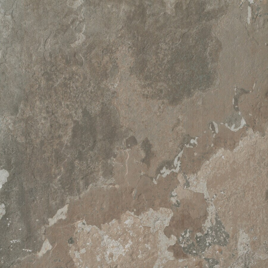 FLOORS 2000 Afrika 6-Pack Nairobi Porcelain Floor and Wall Tile (Common: 18-in x 18-in; Actual: 17.91-in x 17.91-in)