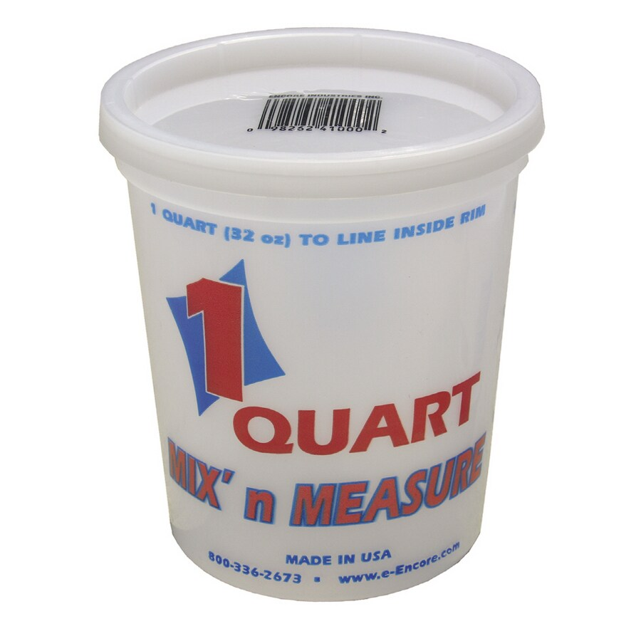 Encore Plastics 1-Quart Utility Bucket