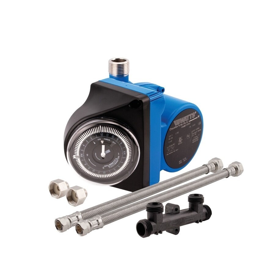 Watts HRWS Water Heater Recirculating Pump