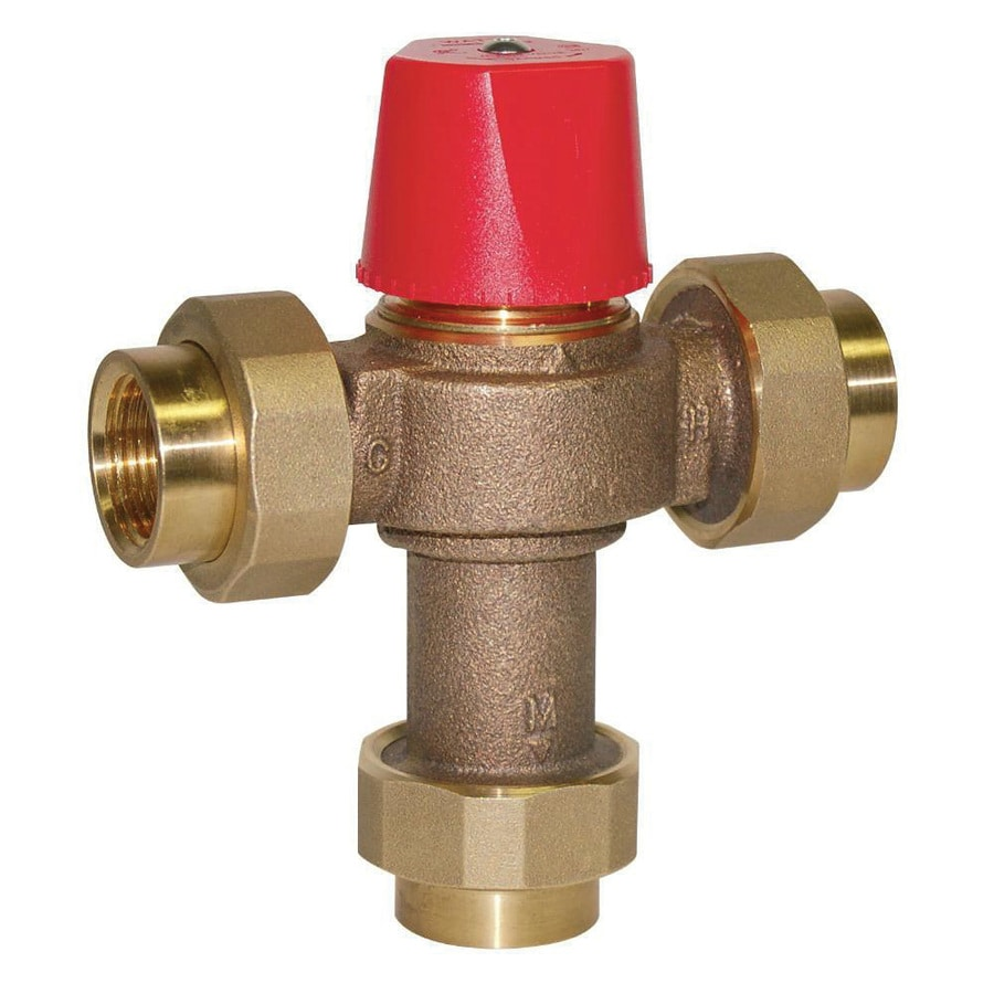 Watts Brass Female In-Line Union Valve