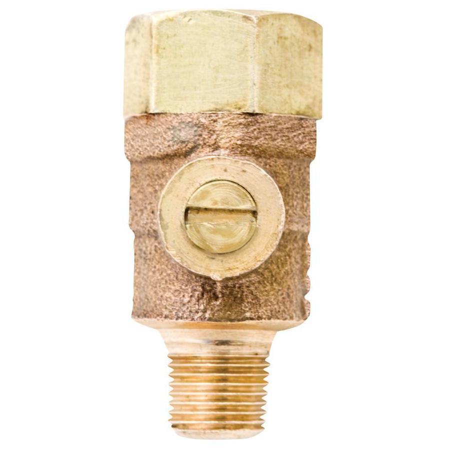 FEBCO 3/4-in Bronze Pressure Vacuum Breaker Valve