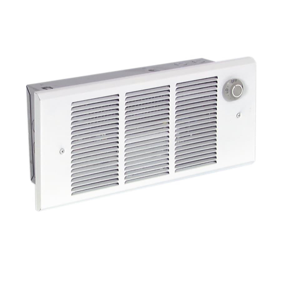 Fahrenheat 1,500-Watt 120-Volt Forced Air Heater (16.875-in L x 7.75-in H Grille)