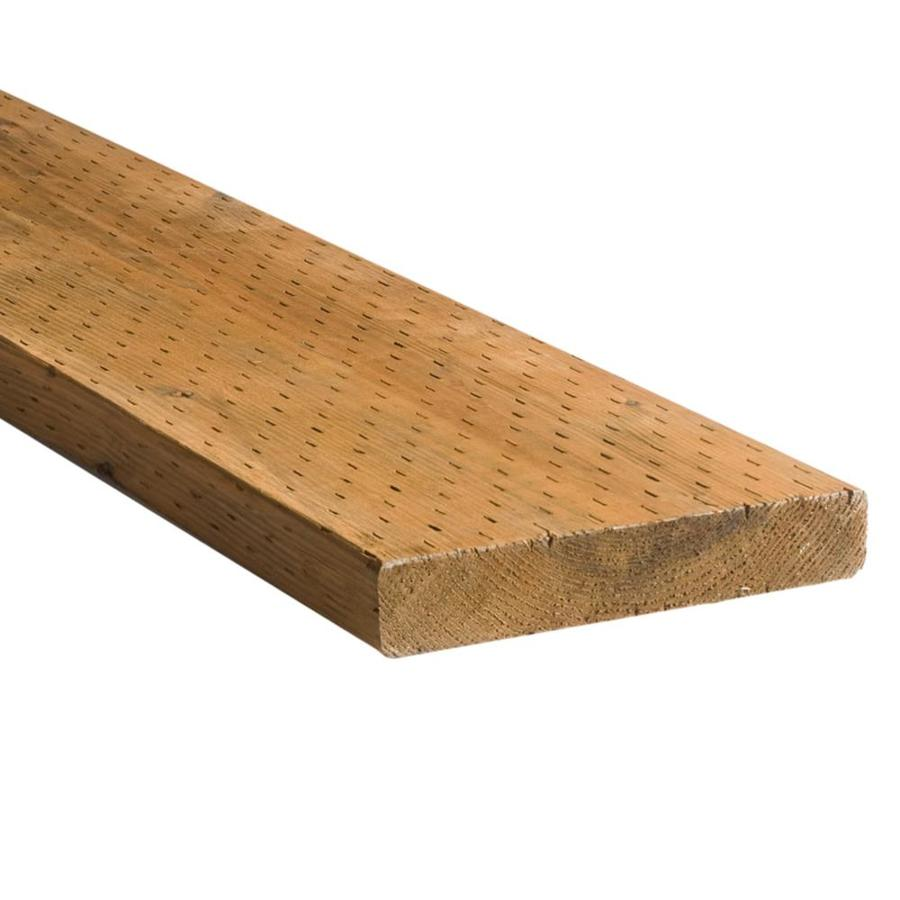 Top Choice Pressure Treated (Common: 2-in x 10-in x 14-ft; Actual: 1.5-in x 9.25-in x 14-ft) Lumber