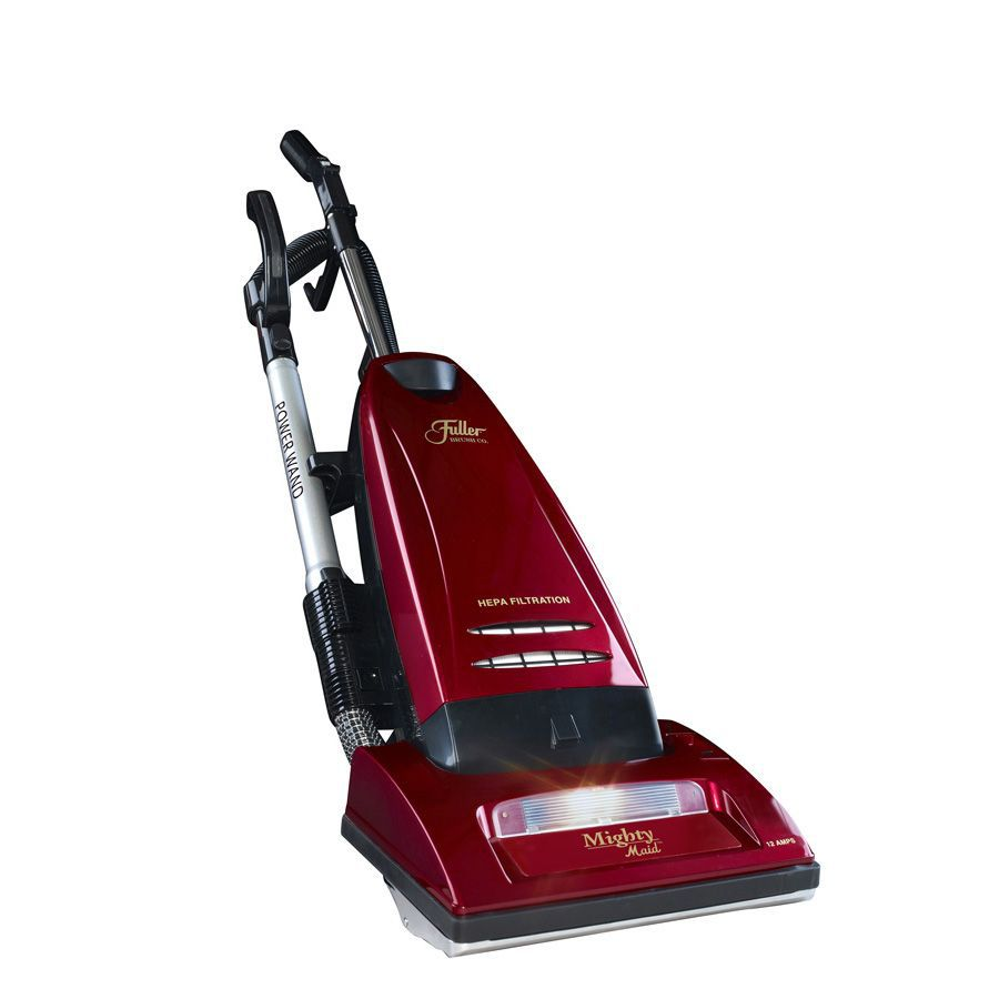 Shop Fuller BRUSH Mighty Maid Upright Vacuum At Lowes