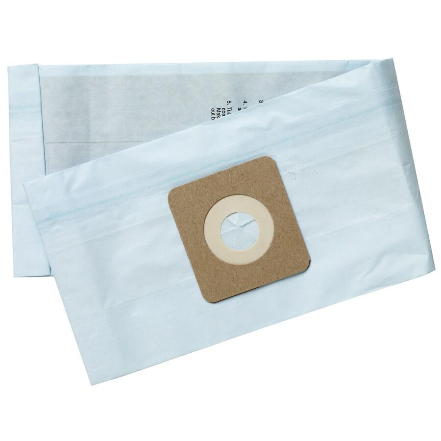 Fuller BRUSH 6-Pack 2.8 Liters Disposable Paper Vacuum Bag