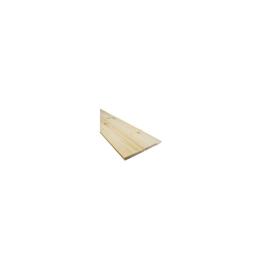 Eastern White Pine Pattern Stock Board