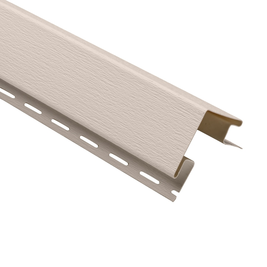 Shop 3 In X 120 In Beige Outside Corner Post Vinyl Siding