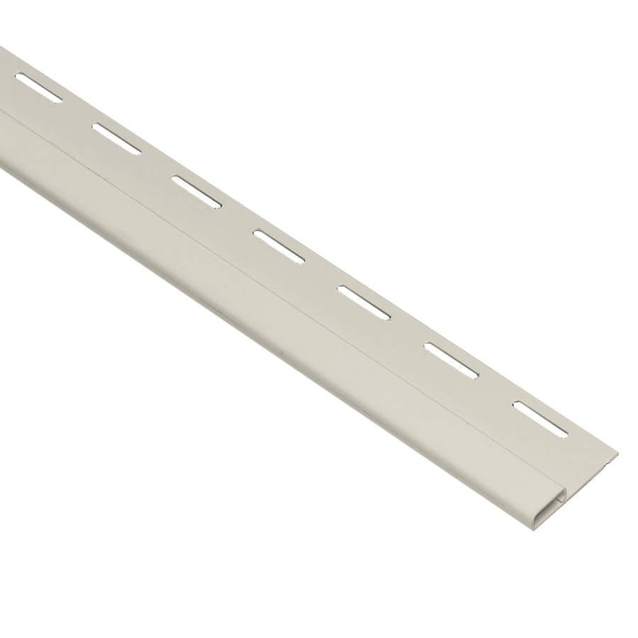 0.75-in x 150-in Almond Undersill Vinyl Siding Trim