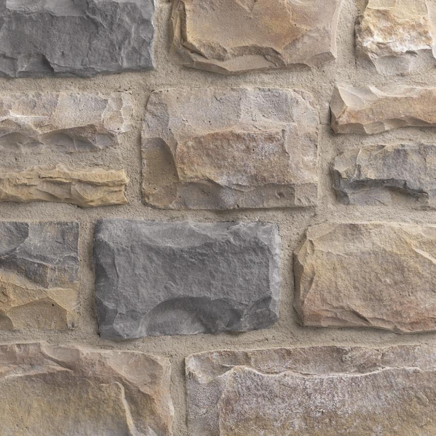 Ply Gem Stone Cut Cobblestone 10-sq ft Winfield Faux Stone Veneer
