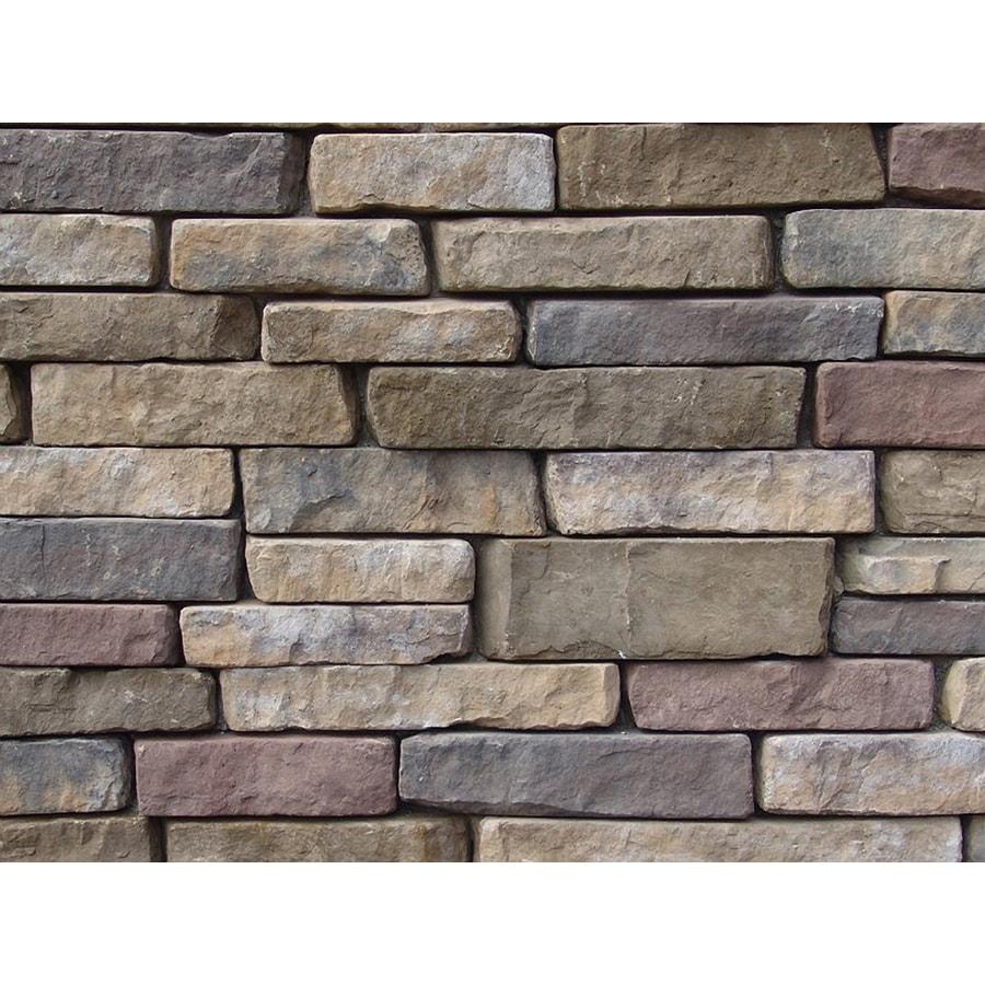 Ply Gem Stone Ledgestone 10-sq ft Sherwood Faux Stone Veneer