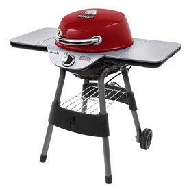 Char Broil Patio Bistro 1750 Watt Red Infrared Burner Electric Grill
