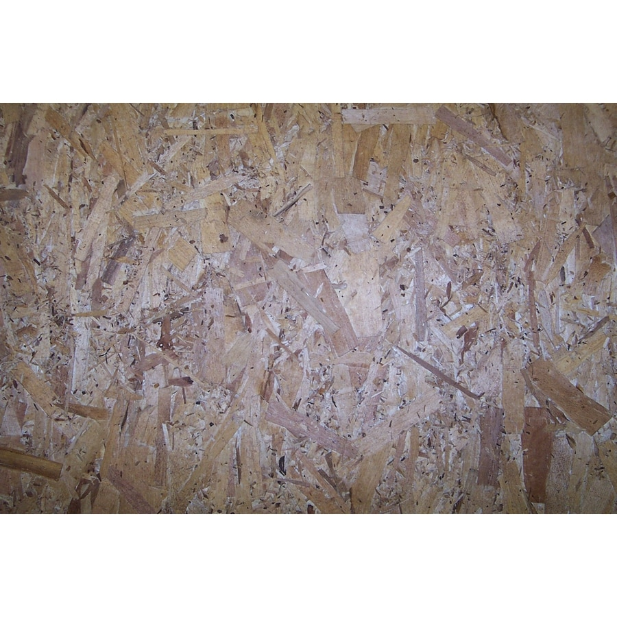 Utility OSB 3/8 CAT PS2-10 (Common: 3/8 x 4-ft x 9-ft; Actual: 0.375-in x 48-in x 108-in)