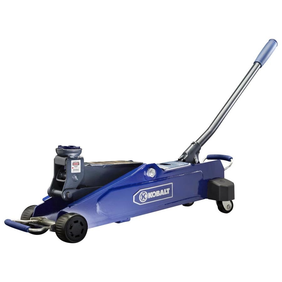 Kobalt 2 1/4 Ton Trolley Jack with Laser
