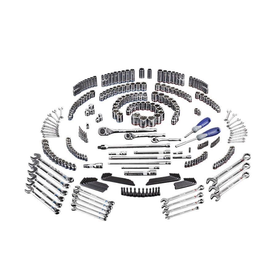 Kobalt 300-Piece Standard/Metric Mechanic's Tool Set