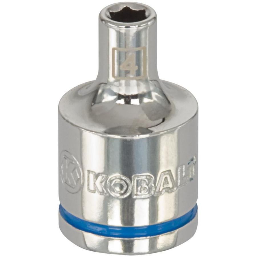 Kobalt 3/8-in Drive 4mm Shallow 6-Point Metric Socket