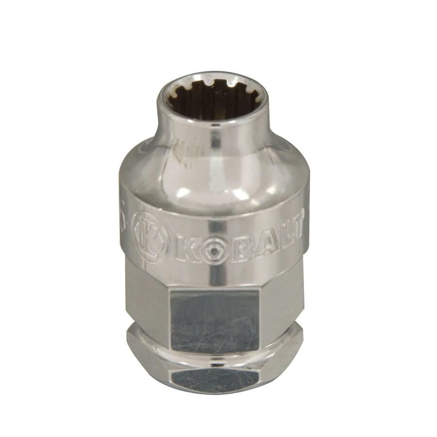 Kobalt 1/4-in Drive 6mm Pass-Through Socket